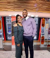 Mike Johnson Asks Out Keke Palmer on the Air! See Her Reaction ...