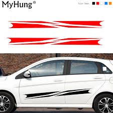 2pcs Cars Vinyl Decal Car Body Sticker For General Car Waterproof Car Styling Accessories Stickers Auto Decals 2pcs Car Body Sticker Car Vinylstickers Auto Aliexpress