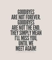 goodbye quotes quotesta