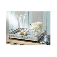 mirror vanity tray for dresser vintage