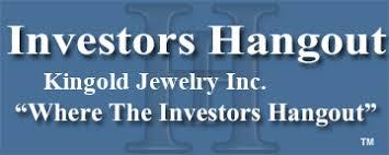 message board kingold jewelry inc