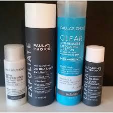 bha liquid reviews in blemish acne