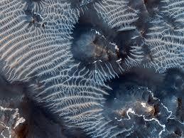 Nuevas fotos de la Nasa: 'El postre marciano' y otros paisajes de ...
