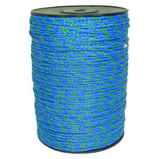 Blue Electric Fence Wire Electric Fencing The Home Depot