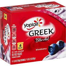 yoplait yogurt fat free grade a