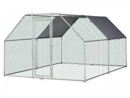Chicken Coop Outlet Large Metal 20x10 Ft Chicken Coop Backyard Hen House Cage Run Outdoor Cage For Sale Chain Link Dog Kennel Manufacturer From China 109968927