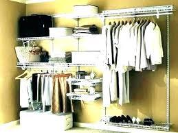 closet organizing ideas small walk