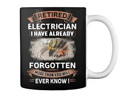 fun retired electrician i have
