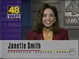 WAFF 48 | Janette Smith | Bumper | 1995 - YouTube