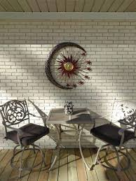 decmode sun staroon wall decor