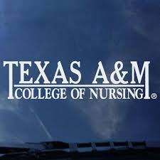Texas A M College Of Nursing Decal 12th Man Shop The Official Store Of The Athletic Department