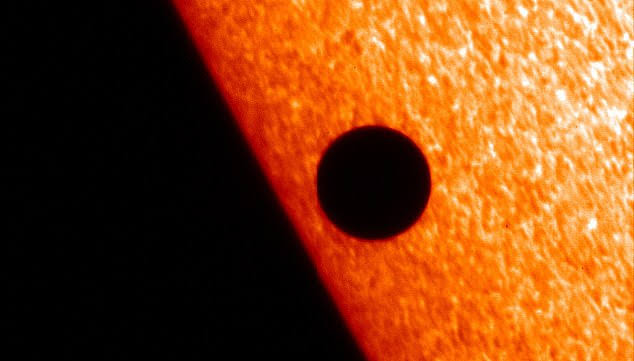Planet Mercury To Pass In Front Of Sun Today