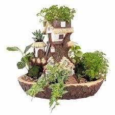 how to diy an indoor fairy garden