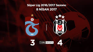 08.04.2017 | Trabzonspor-Beşiktaş