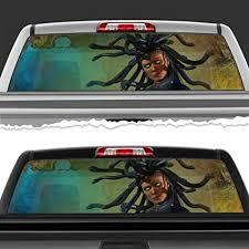 Amazon Com Simynola Gorgon Medusa Perforated Film Car Accessories Truck Window Wrap Car Truck Decal Car Idea Suv Decal For Truck N352 Frst 14 X 53 Sports Outdoors