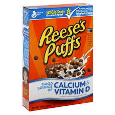 general mills reese s puffs
