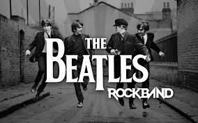 the beatles rock band wallpaper video