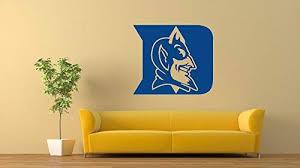 Amazon Com Ncaa Duke Blue Devils Sport Decor Wall Room Garage Original Unique Art Decal Sticker Home Kitchen