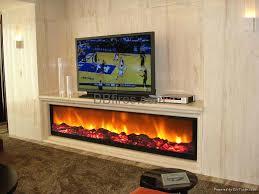 fake fireplace tailor made 2 meter or