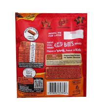kitkat bites orange 104g star bargains