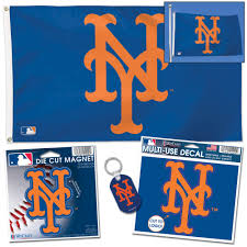 New York Mets Wincraft Flag Magnet Multi Use Decal Keychain Ultimate Fan Pack Set Walmart Com Walmart Com