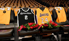 LA Lakers pay tribute in first game ...