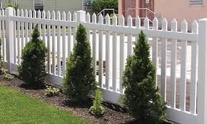 Picket Vinyl Fences