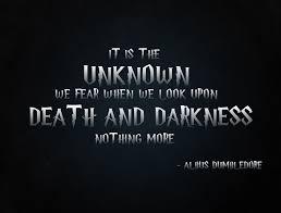 black background text overlay albus dumbledore harry potter