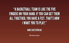 teamwork quotes for basketball quotesta