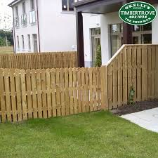 Picket Fencing Panel