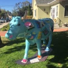 Tisha Smith - Cow Parade San Luis Obispo County