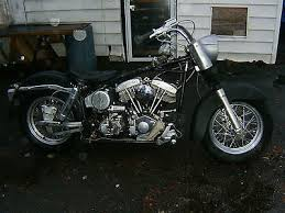 flh shovelhead motorcycles