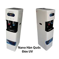 Máy Lọc Nước Gia Đình Nano Hàn Quốc có đèn UV