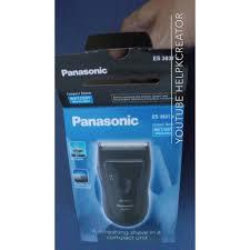 Máy cạo râu Panasonic ES3831, Giá tháng 5/2020