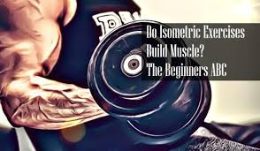 isometric exercises build muscle