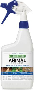 Amazon Com Liquid Fence 65007 Rtu All Purpose Animal Repellent Liquid Ready To Use Garden Outdoor
