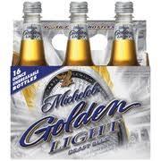 michelob golden draft light beer 16 oz