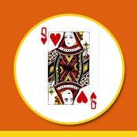 queen of hearts meaning in hindi