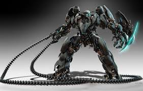 transformers robot minimalism