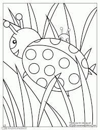 Kleurplaten Lieverheersbeestje Kleurplaten Kleurplaat Nl