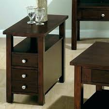small side table with drawers small