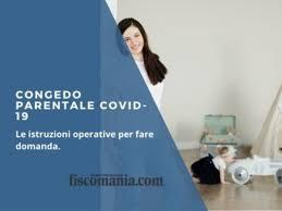 Congedo parentale Covid-19: come fare domanda? - Fiscomania