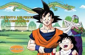Un Cumple De Dragon Ball Z Kame Hame Ha Tips De Madre