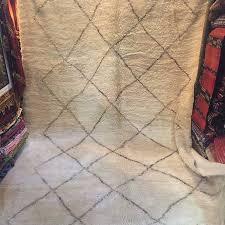 of moroccan textiles and berber carpet