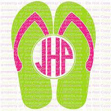 Flip Flop 5 Vinyl Decal Car Window Sticker Bumper Sandals Hawaii Summer V1