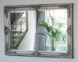 french mirror antique got free