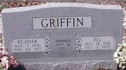 Rejiner Priscilla Noe Griffin (1890-1977) - Find A Grave Memorial