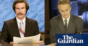 John Plunkett: Is the case of US TV news anchor Larry Mendte like something  out of Will Ferrell spoof Anchorman? | Media | The Guardian