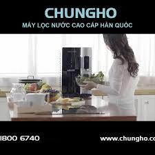 Chungho Việt Nam - CHUNGHO - CHUYÊN GIA MÁY LỌC NƯỚC HÀN QUỐC