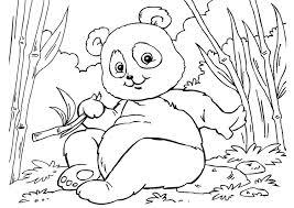 Kleurplaat Panda Gratis Kleurplaten Om Te Printen